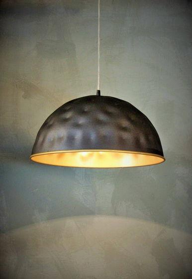 Потолочная лампа Кратер