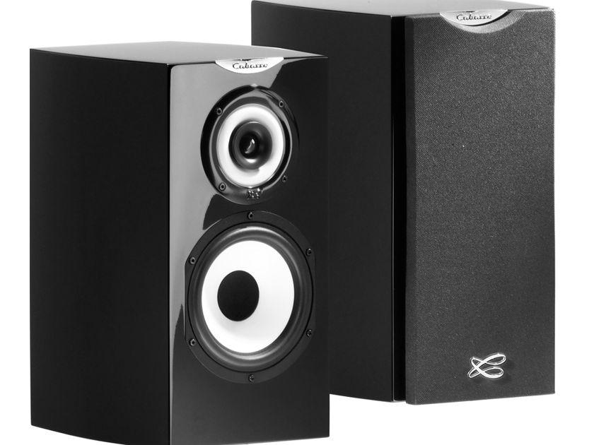 Cabasse Minorca MC-40 3 way Bookshelf Speakers