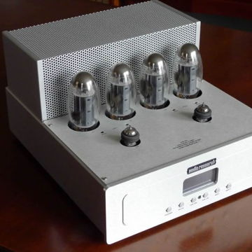 VSi75 integrated amp silver