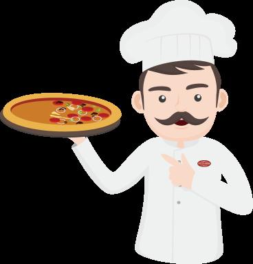 Your Pizza's Journey - Pizza Bien