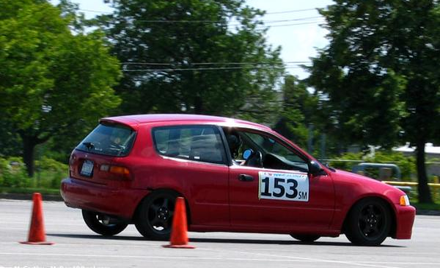 WNY SCCA Solo 2019 Event 1