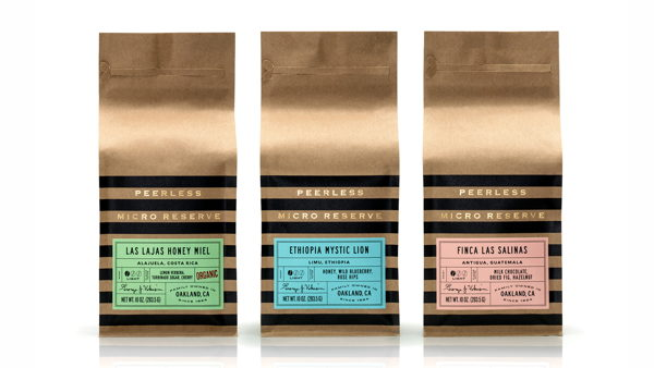 Peerless Coffee & Tea Micro Reserve