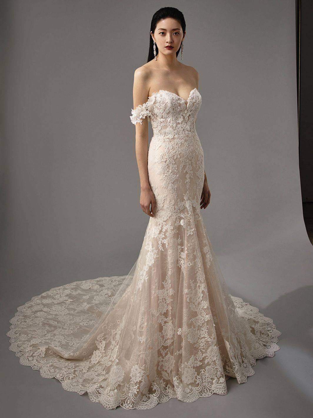 ENZOANI marija WEDDING DRESS