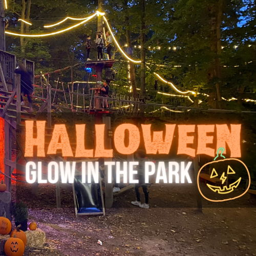 Picture of Looking for a fab-BOO-lous way to celebrate Halloween?  Join us for our Halloween Glow in the Park!