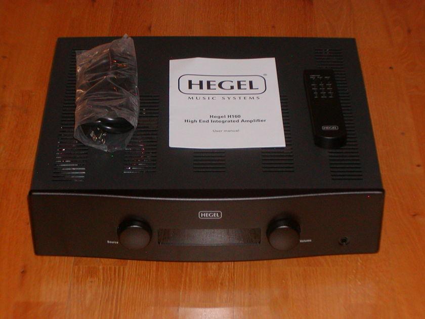Hegel H160 Integrated Amplifier