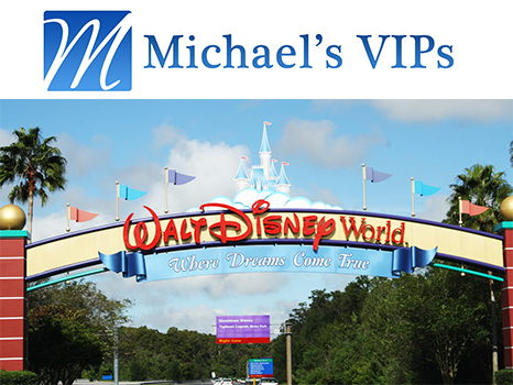A VIP Six Hour Tour of Disney!  Your Choice of Orlando, FL or Los Angeles, CA!