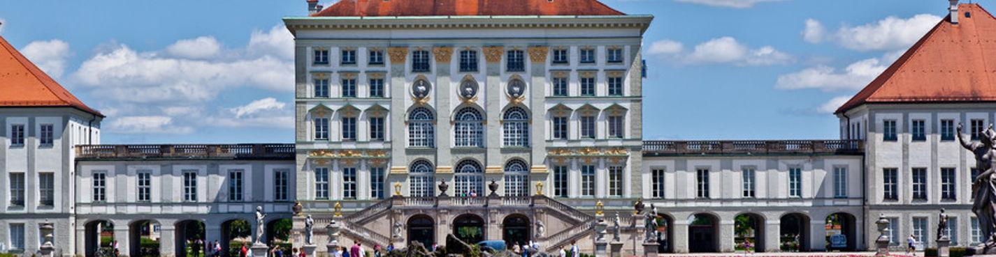 Летняя резиденция Нимфенбург — дворец и парк