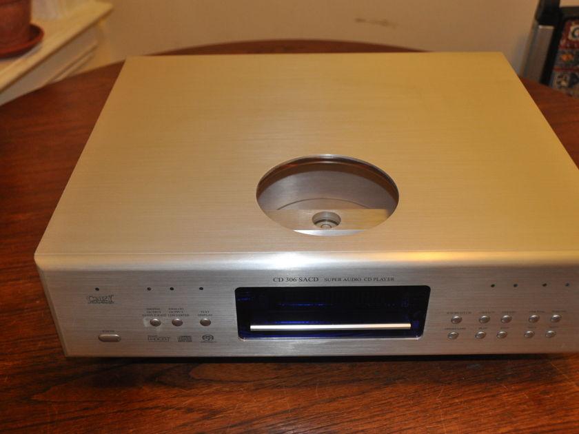 Cary 306 SACD HDCD Player