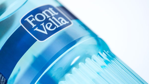 Font Vella, Premium Pet Bottle. Nothing less than water
