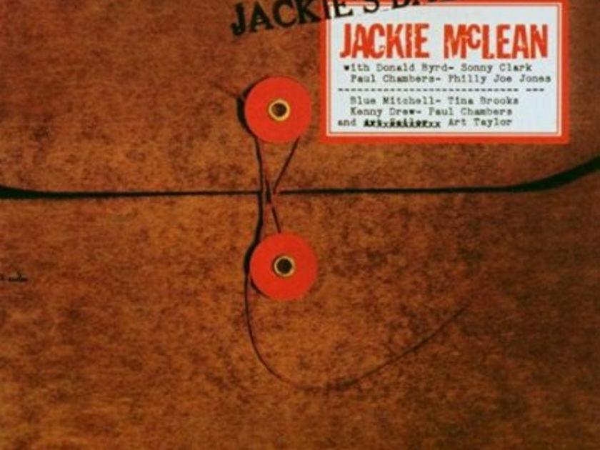 Jackie McLean - Jackie's Bag 45 rpm--as new