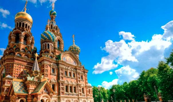 Обзорная автобусная экскурсия по Санкт-Петербургу с теплоходной прогулкой
