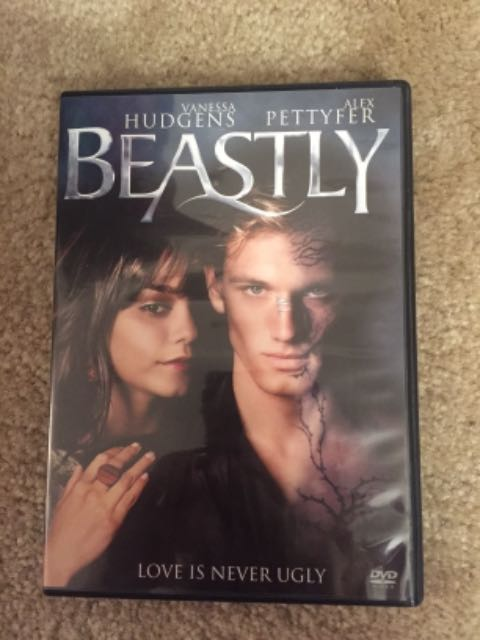 RENTERS BAY: Beastly DVD