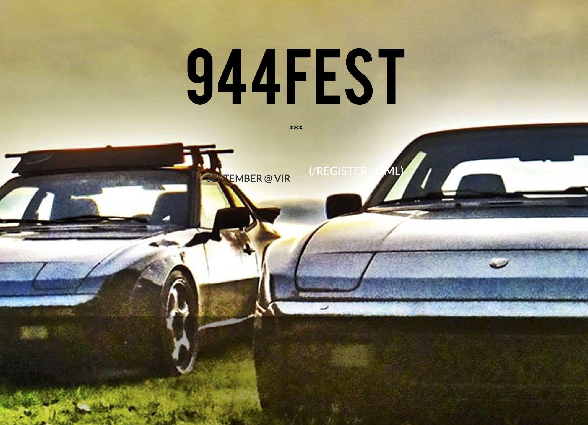 PCA FSR & 944Fest Fall 2016 HPDE At VIR info on Sep 16, 2016 (477236 ...