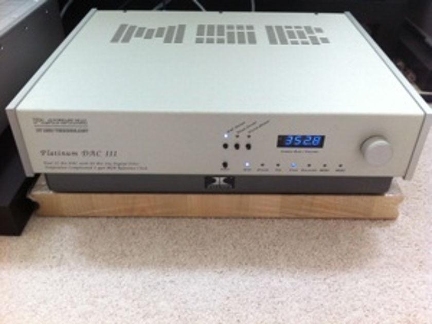MSB Platinum III Signature  DAC with volume control