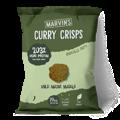 Marvin's Curry Crisps: Matar Masala