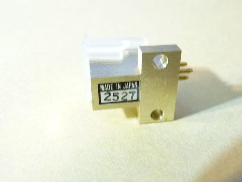 Highphonic MC A3 phono cartridge Denon PRO line LOMC