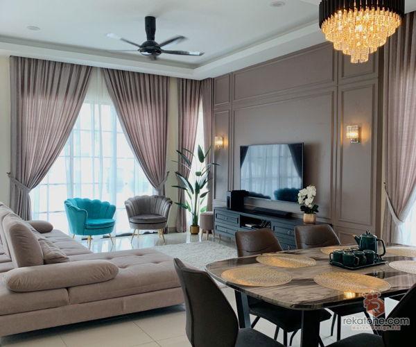infine-design-studio-plt-classic-modern-malaysia-selangor-dining-room-living-room-interior-design