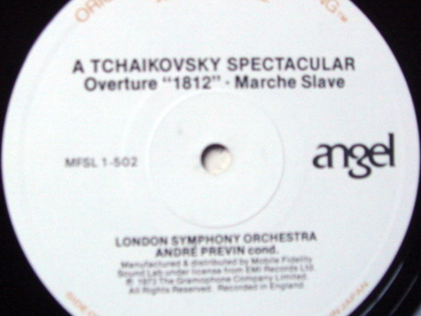 ★Audiophile★ MFSL / PREVIN, - Tchaikovsky 1812 Overture, NM!