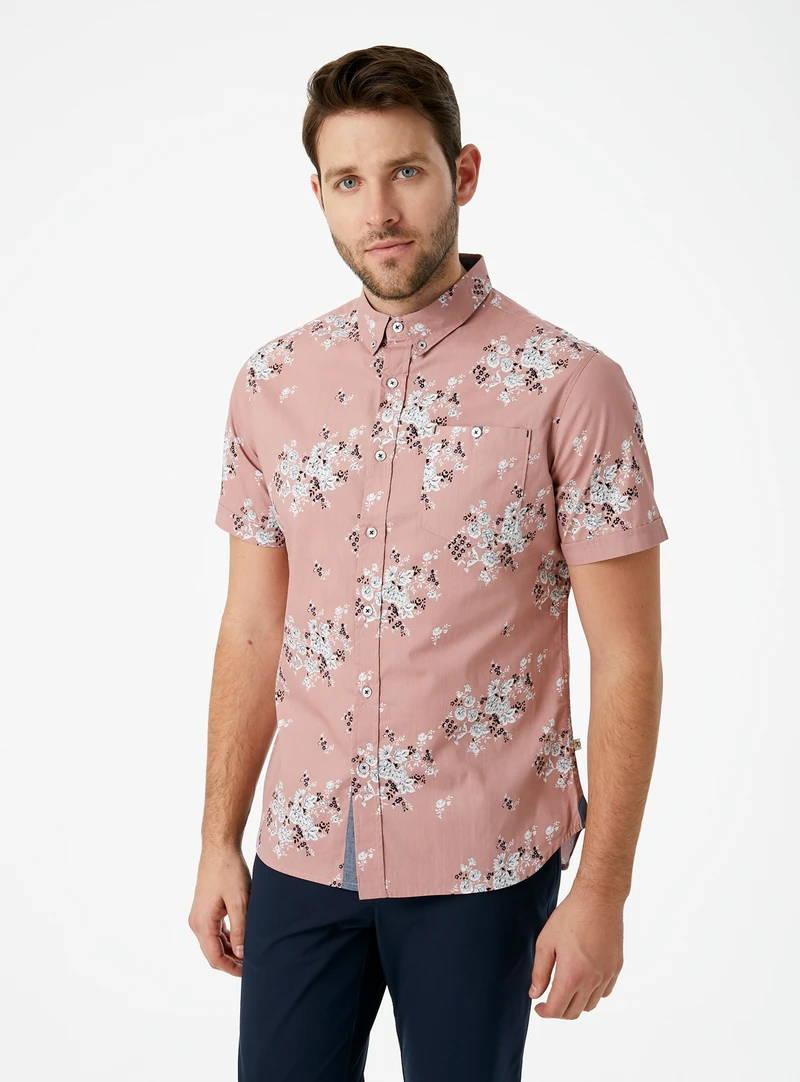 Maze Of Destiny Short Sleeve Shirt