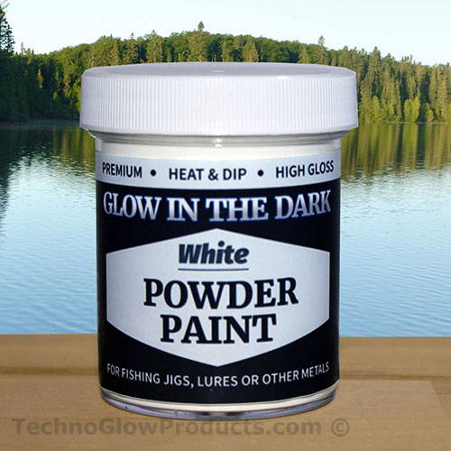 White Powder Paint