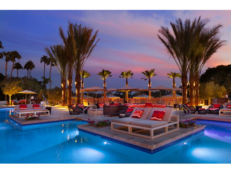 Stay in a Desert Palace at The Phoenician, Scottsdale, AZ