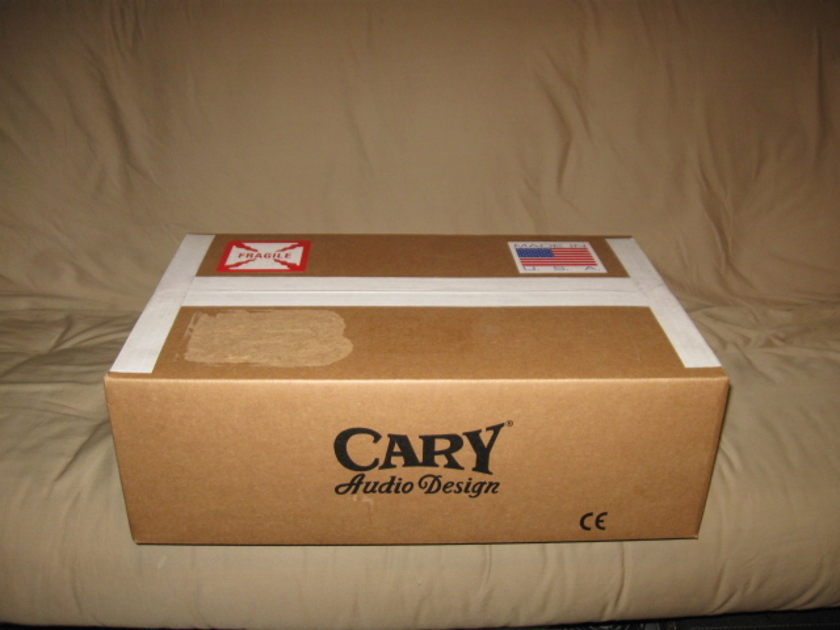 """CARY  DVD8   ALL FORMAT DISC PLAYER (BLACK) """"NEW"""" FACTORY SEALED BOX"""