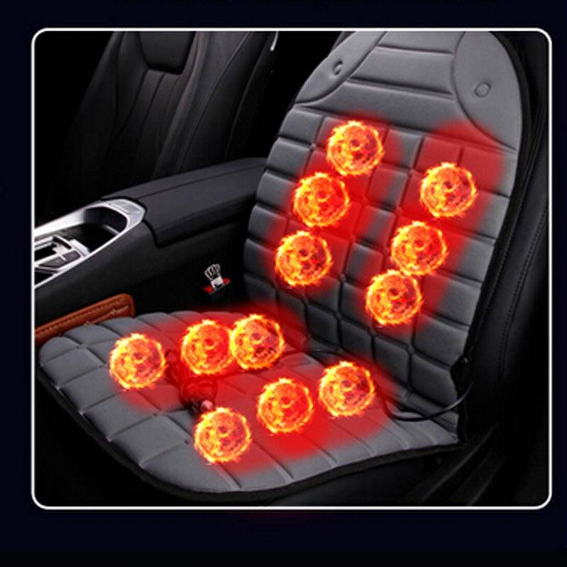 heat seaters, car seat warmers, heated pad for car, heated seat cushion