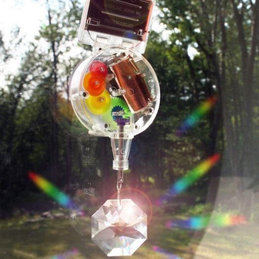 Прибор для создания радуги