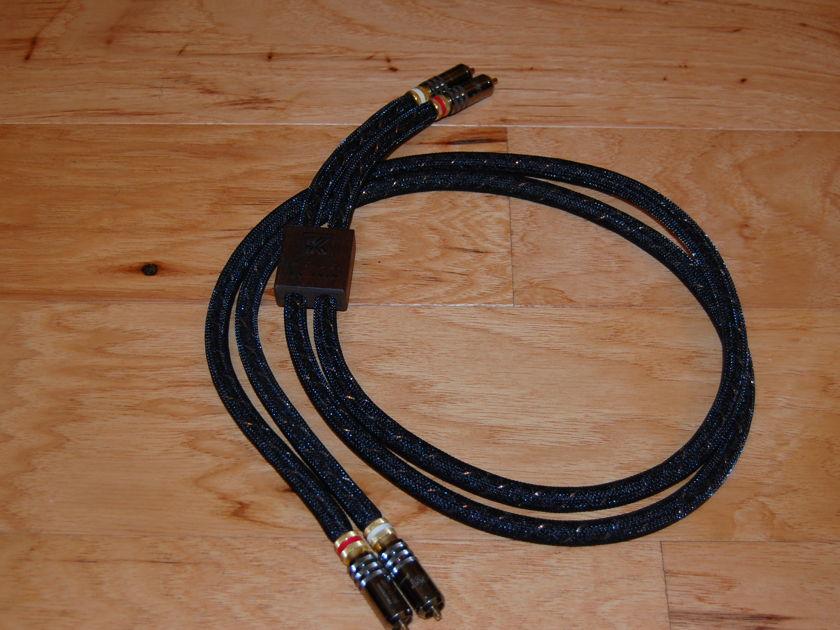 Kimber Select KS 1010 1 Meter w/ WBT 0108s
