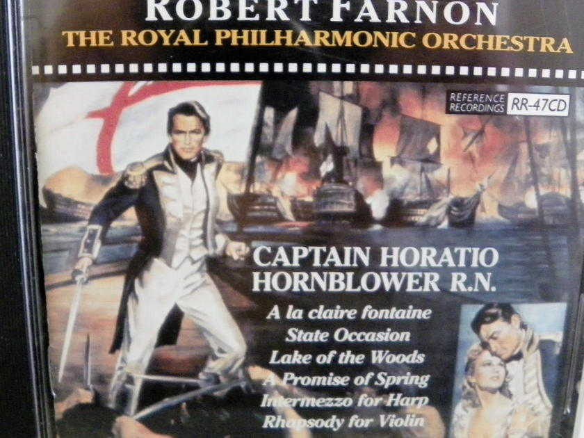 ROBERT FARNON - CAPTAIN HORATIO HORNBLOWER R.N. THE ROYAL PHILHARMONIC ORCHESTRA