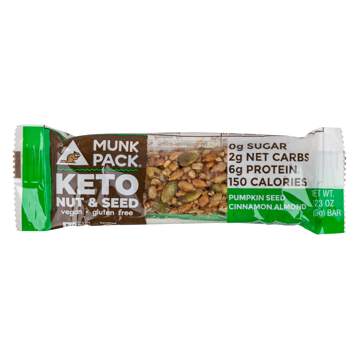 Munk Pack Keto Nuts & Seed Bar