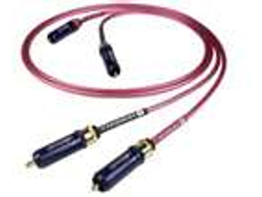 Nordost Heimdall- one pair of 2 meter interconnects with RCA connectors