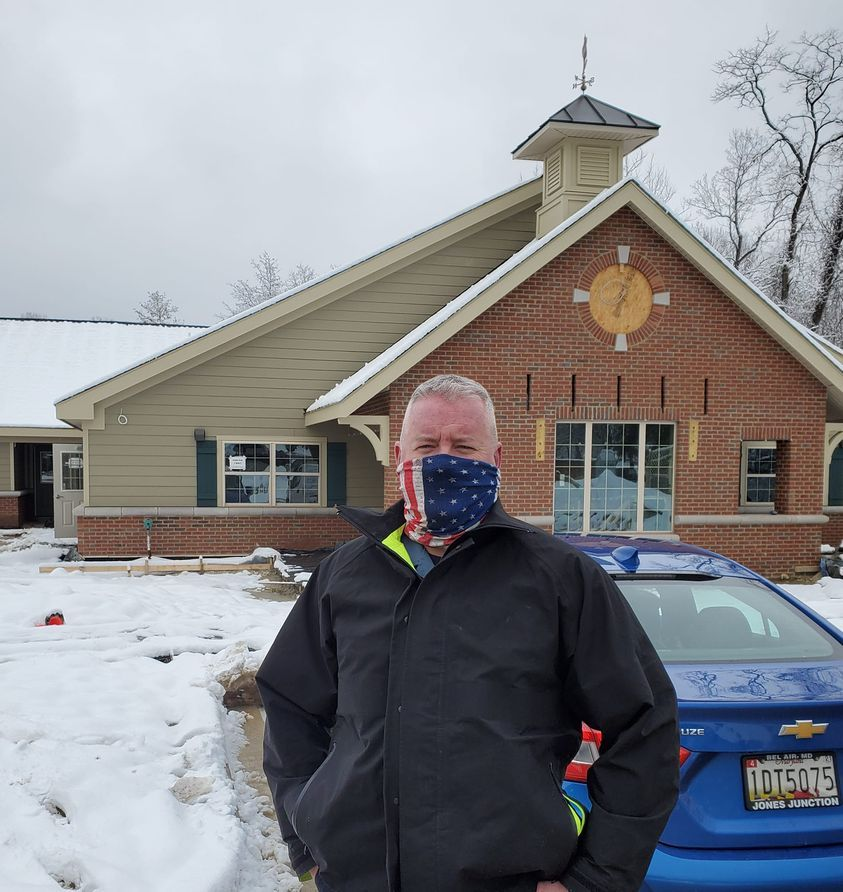 Office Lapp from Howard County Police Department at Primrose School of Ellicott City