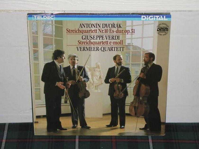 Vermeer Quartet - Dvorak/Verdi Teldec dmm German import