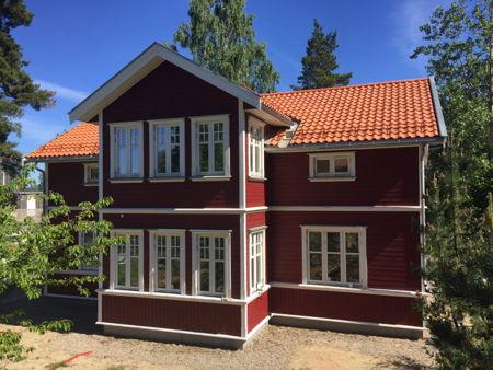 Hus bygget av Søgnen as 2018. bilde
