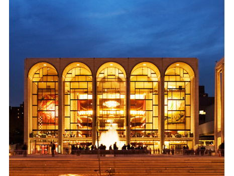 Exclusive private tour of the operatic magic at the Met