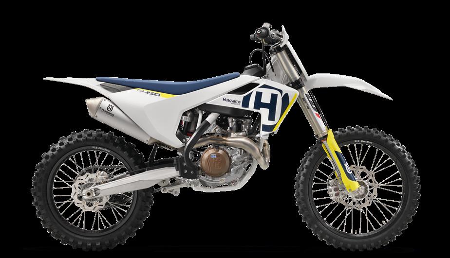 2018 HUSQVARNA MOTORCYCLES FC 450
