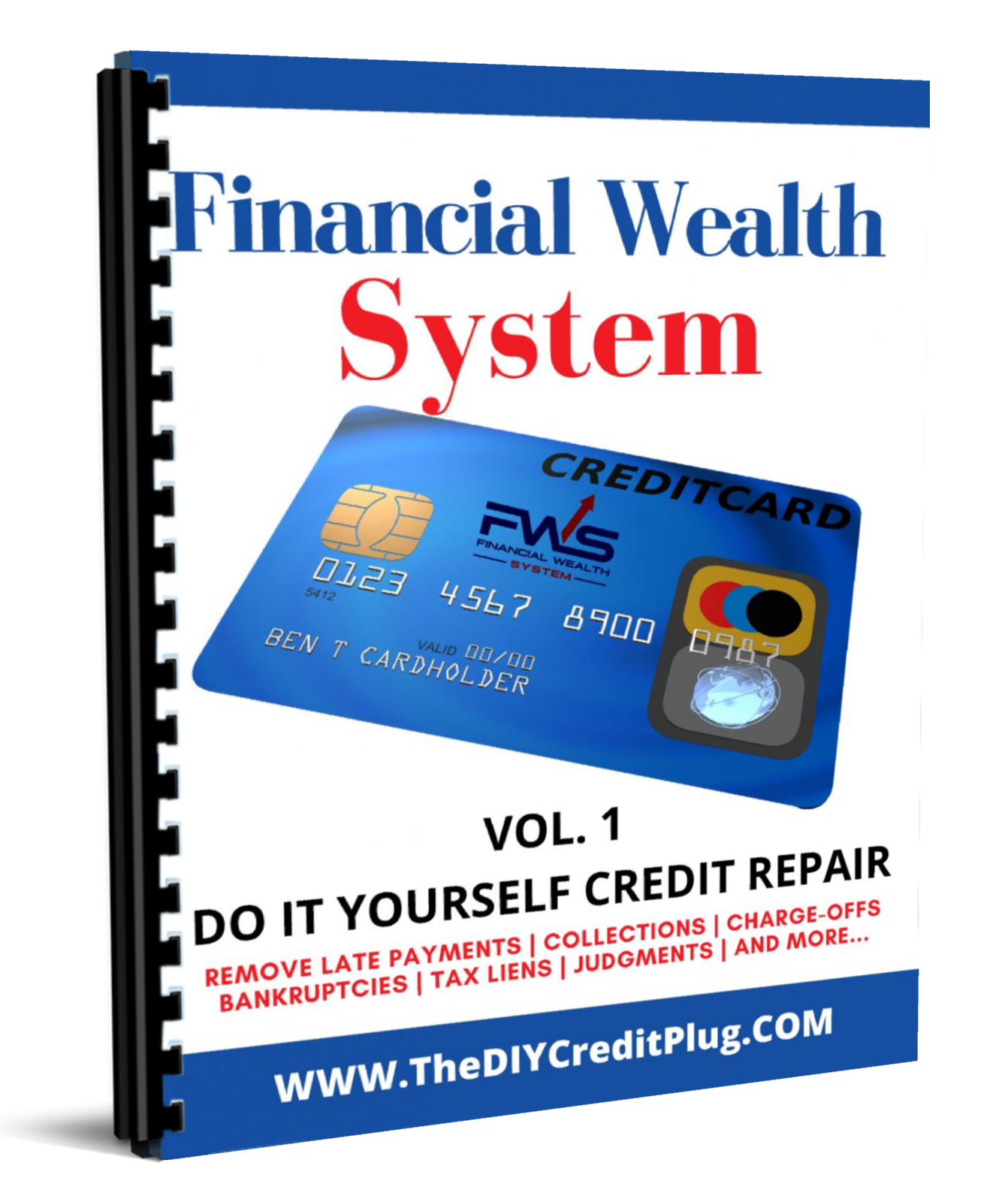 Curtis G Martin Do It Yourself Credit Repair eBook
