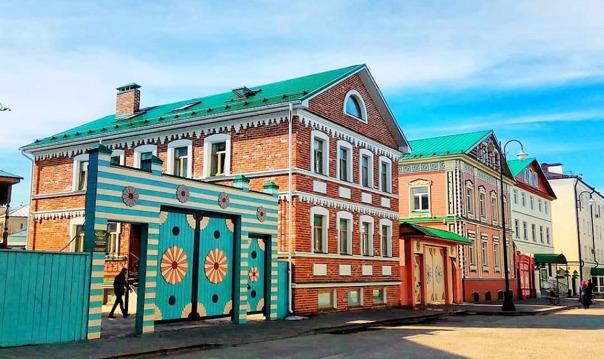 Прогулка по Татарской слободе