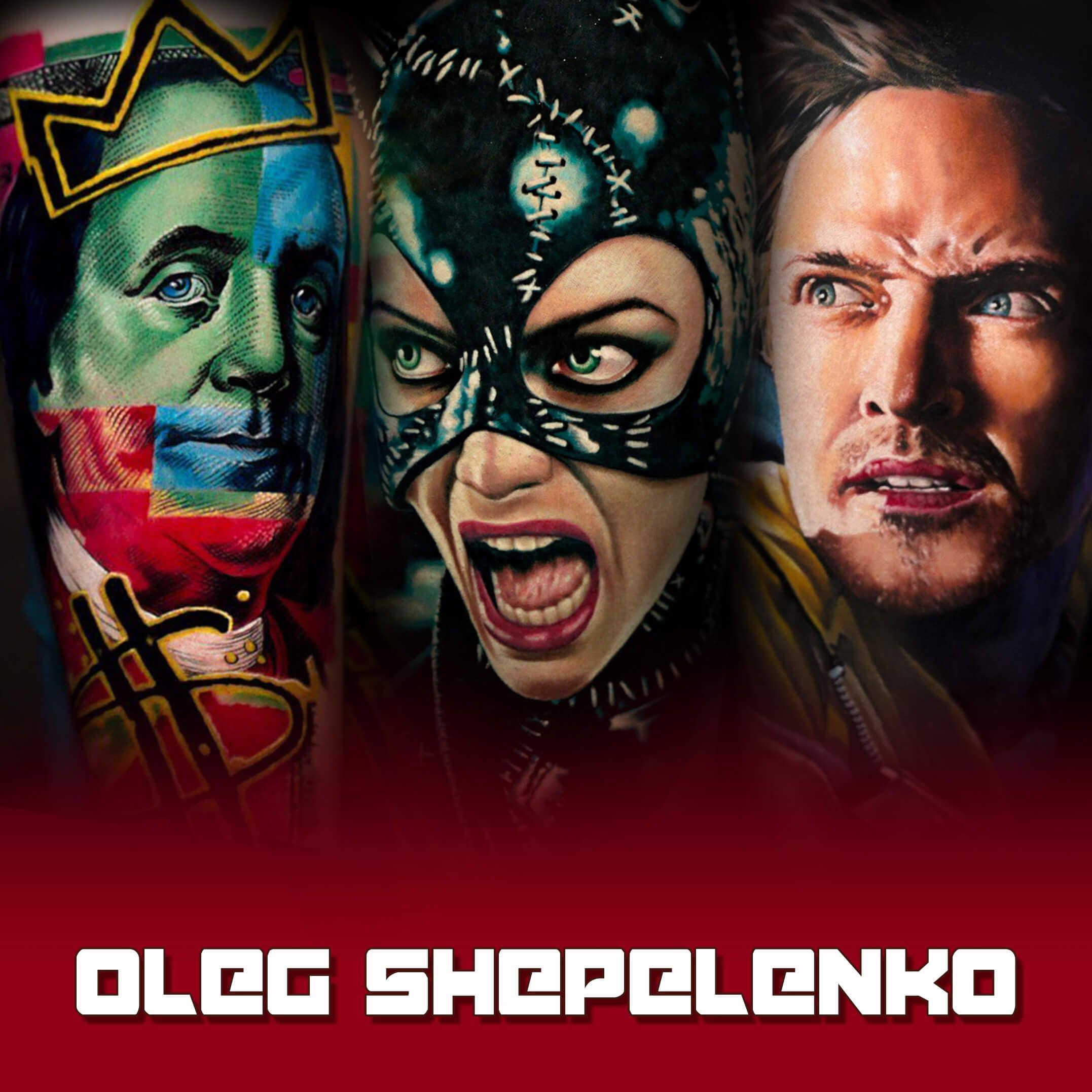 Oleg Shepelenko Pro Series Set