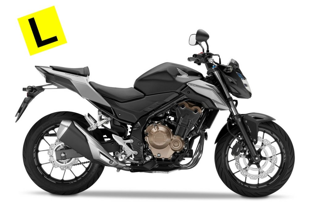 2017 HONDA CB500F MOTORCYCLES