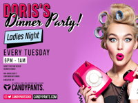 LADIES NIGHT BY CANDY PANTS image