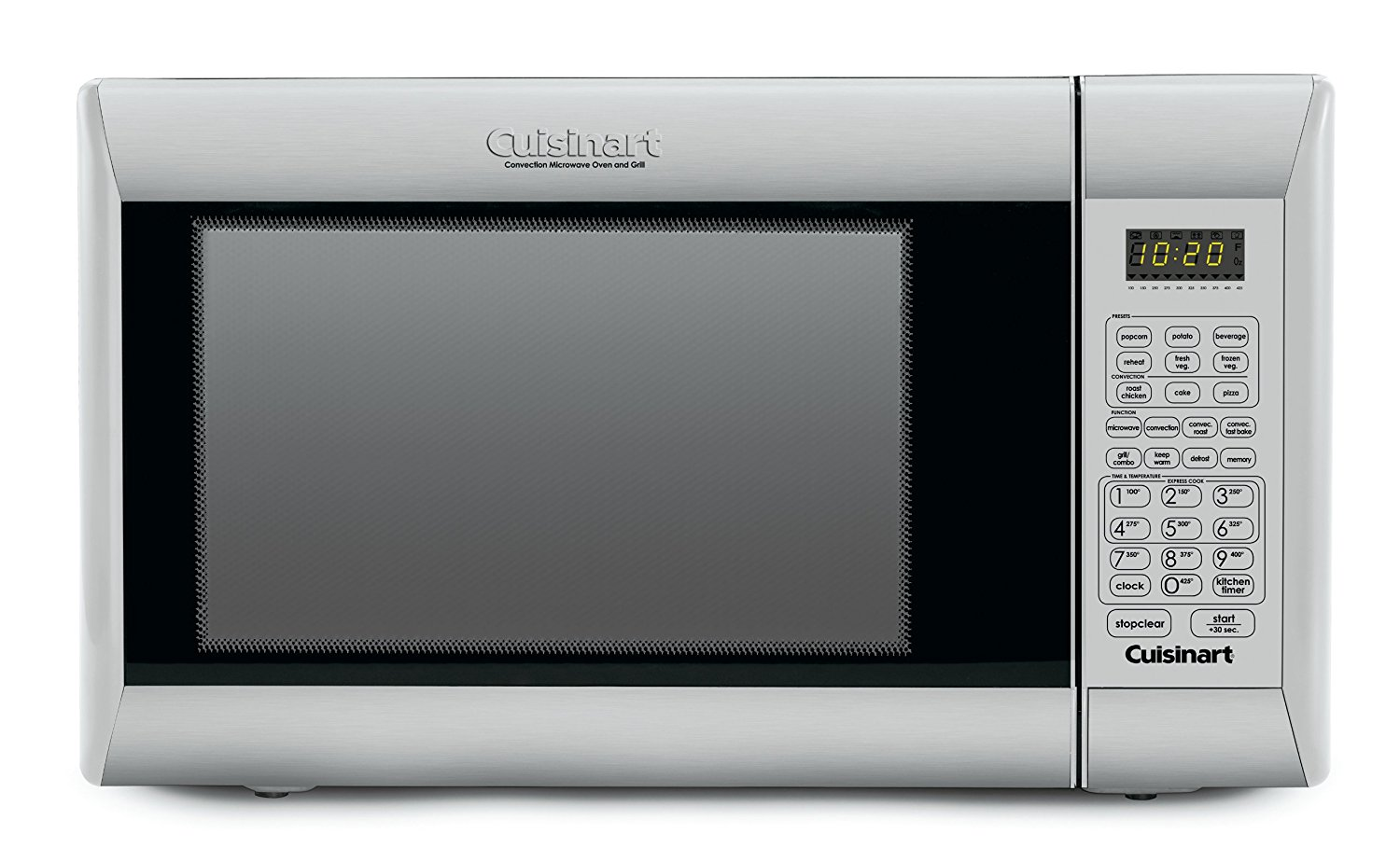Cuisinart CMW-200 vs Daewoo Retro Microwave Oven detailed comparison as of  2018 - Slant