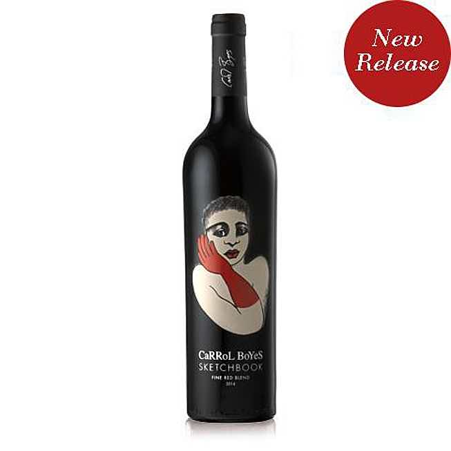 South Africa - Dark fruit and roasted spices are backed up by a rich dark chocolate line, with subtle vanilla aromas. This full bodied wine has great structure and length, with a seamlessly integrated mid-palate and a long, dry finish.