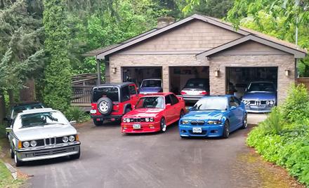 Spring Garage Tour