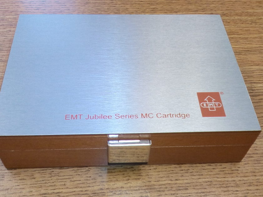EMT Audio JSD6 Gold Super Fine Line Cartridge