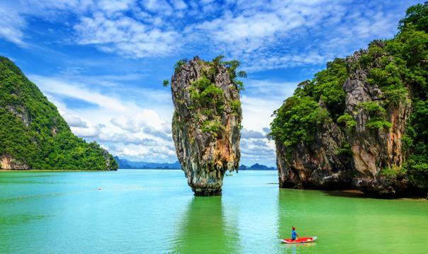 4 жемчужины Андаманского моря