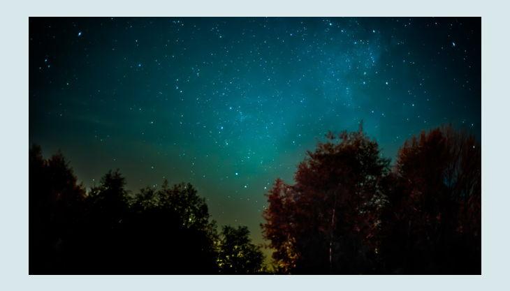 naturgut ophoven sternenhimmel milchstraße pxb