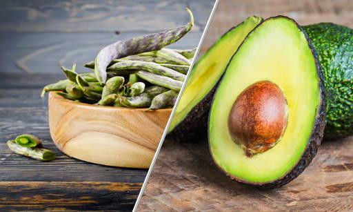 Soybean & Avocado oil Anti-inflammatory, rich in fatty acids, lecithin, amino acids, mineral salts