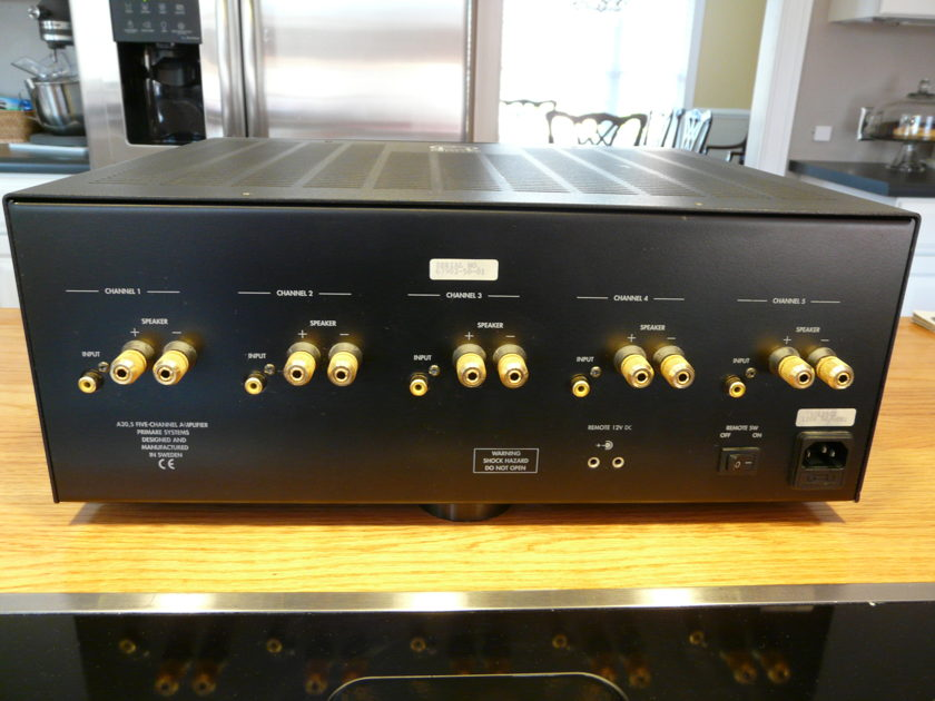 Primare 5 channel Amplifier A30.5